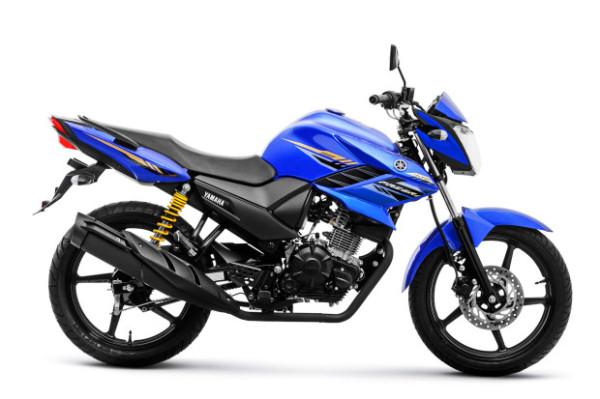 Nova Yamaha Fazer 150 2016 Flex