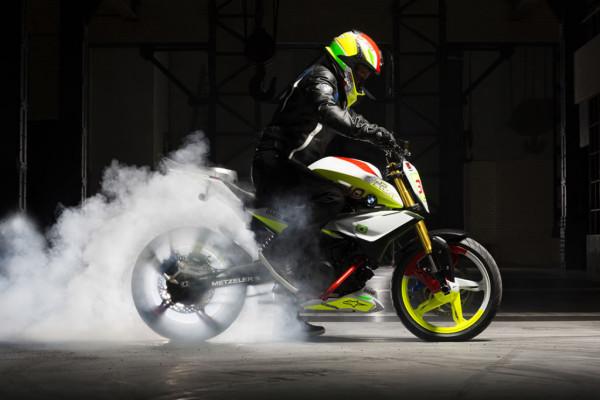 BMW Stunt G 310 no Brasil