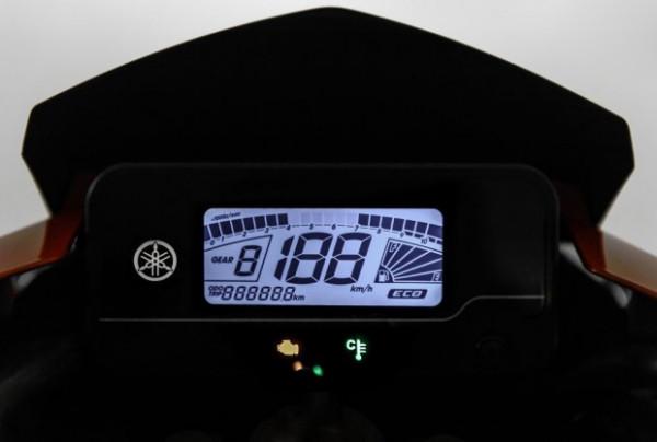 Nova Yamaha Factor 150 2016