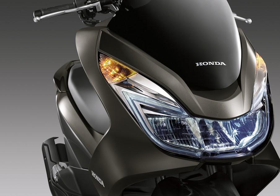 Nova Honda PCX 150 2016 é lançada, veja ficha técnica e ...