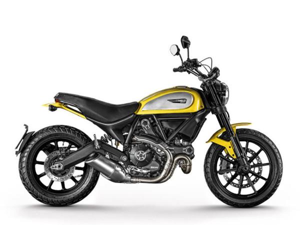 Ducati Scrambler – Novas versões chegam às concessionárias. Confira!