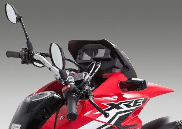 Honda XRE 300 2016 chega ao mercado após rumores do fim da linha