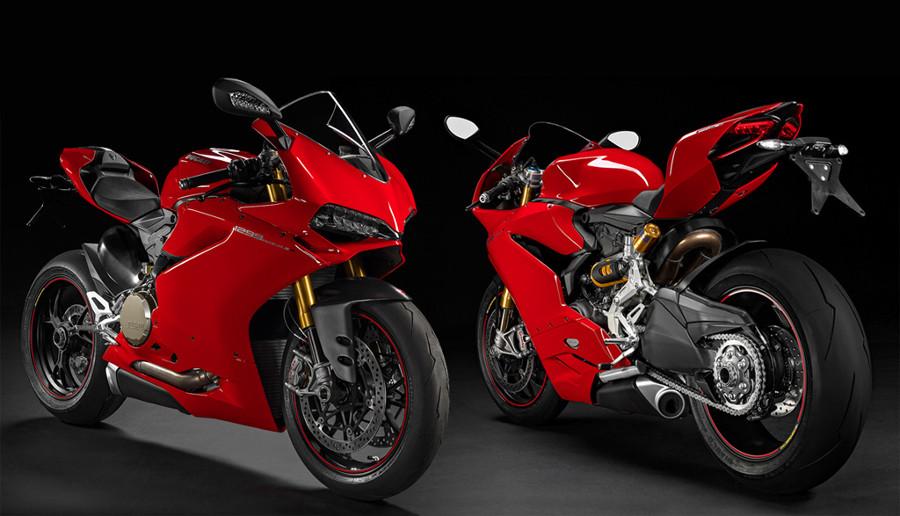 Ducati Crotch Rocket