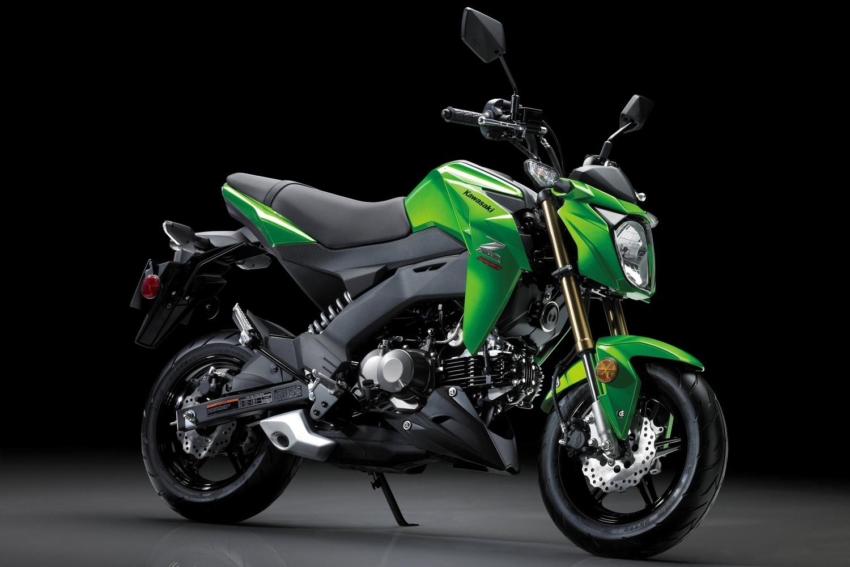 Kawasaki Grom Green