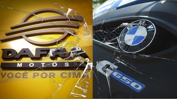 BMW rompe com Dafra 01