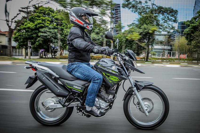 Yamaha Xtz 150 Crosser Tem Recall Anunciado 6 Motorede