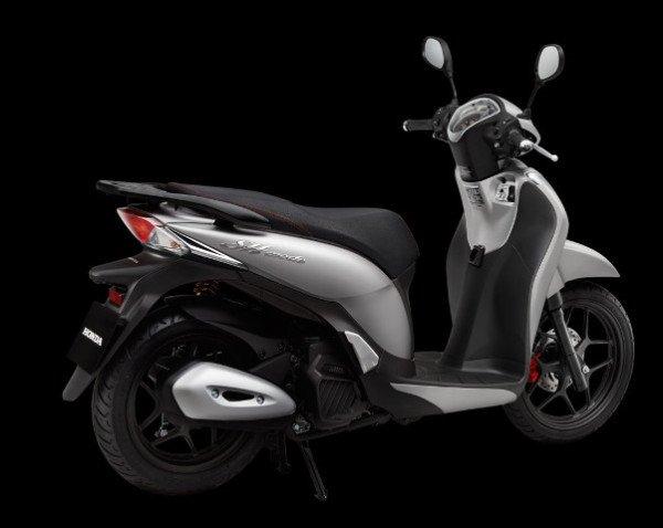 Honda SH150i está em testes no Brasil 8