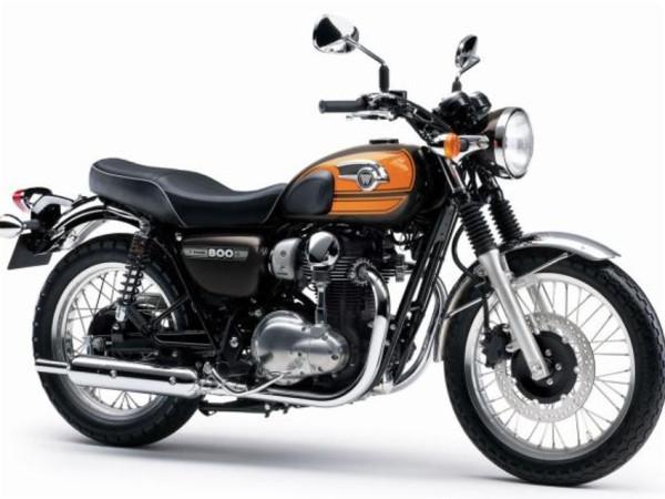 Kawasaki W800 Final Edition anunciada na Europa 2