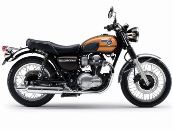 Kawasaki W800 Final Edition anunciada na Europa 3