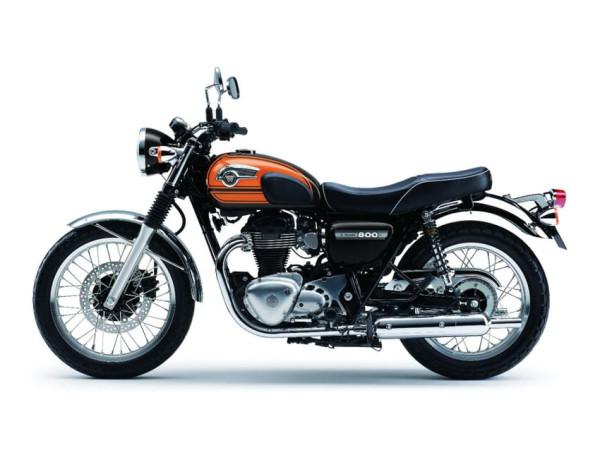 Kawasaki W800 Final Edition anunciada na Europa 4