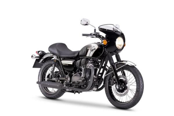 Kawasaki W800 Final Edition anunciada na Europa 6