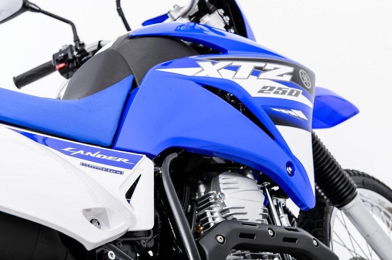 Nova Yamaha Lander 250 2017 chega por R$14.150 ao mercado