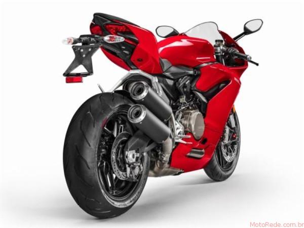 Nova Ducati 959 Panigale no Brasil
