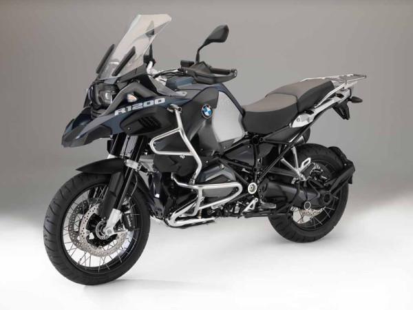 Nova BMW R 1200 GS lançamentos 2017 9