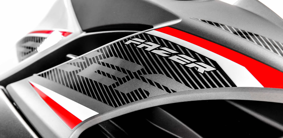 Nova Yamaha Fazer 250 Blueflex 2017