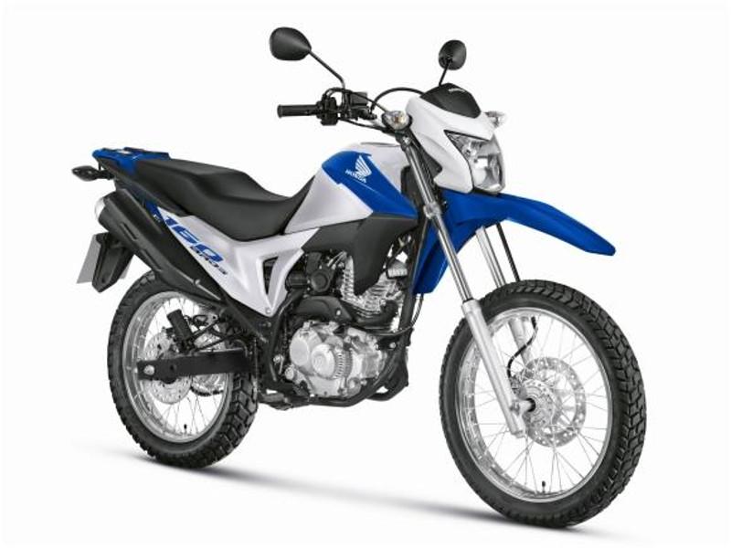 Nova Honda NXR 160 Bros 2017 | Motorede