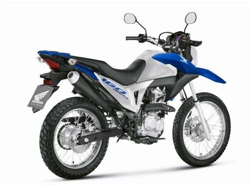 Honda Nxr 160 Bros 2017 2 Lancamentos 2017 Motorede