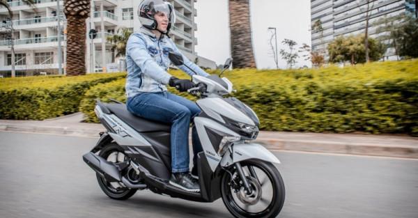 Novo Yamaha Neo 125 2016