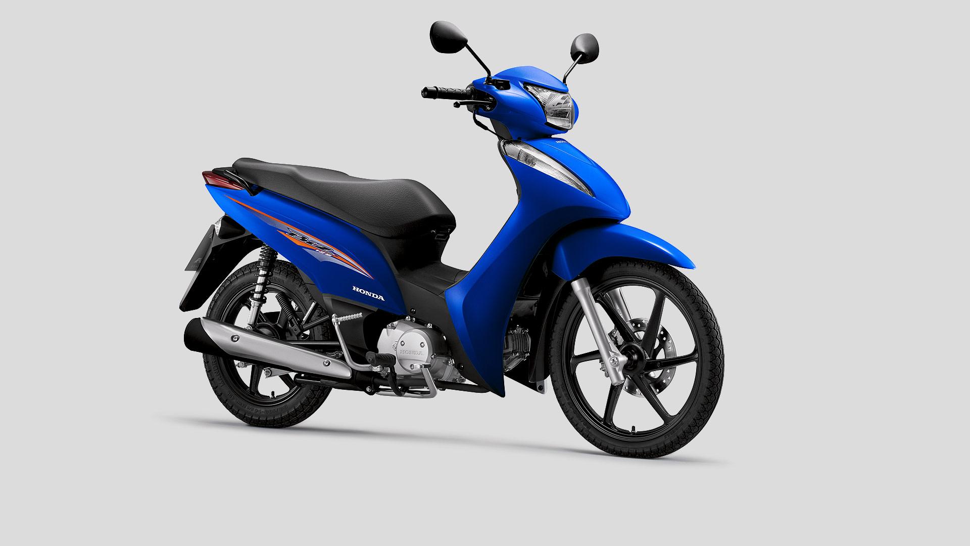 Nova Honda Biz 125 2017 Preço E Fotos Motorede