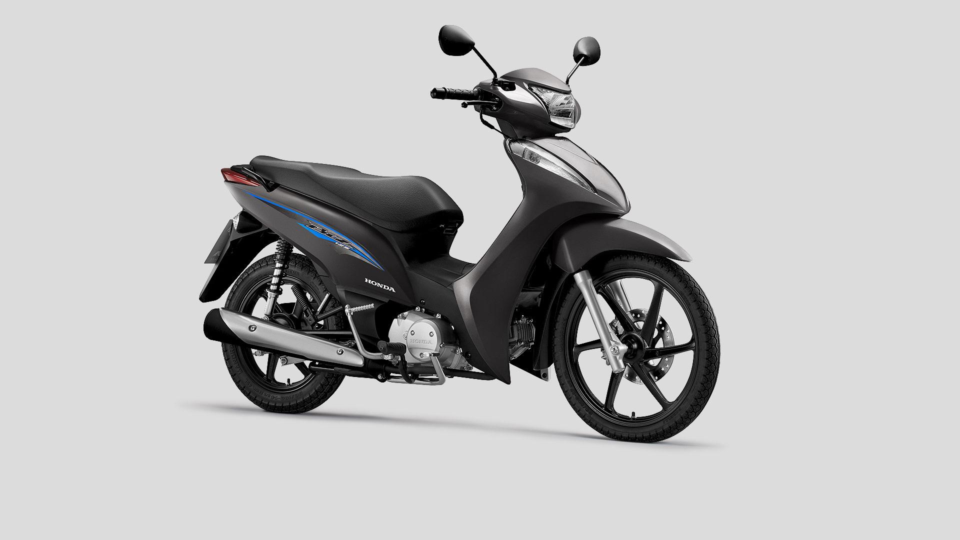 Nova Honda Biz 125 2017 Pre 231 O E Fotos Motorede