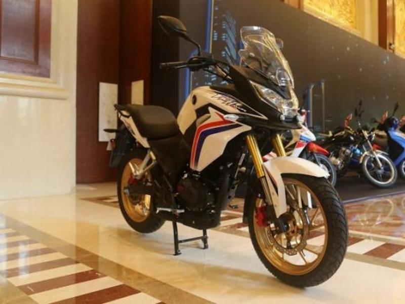 Honda CBF 190X Fight Hawk
