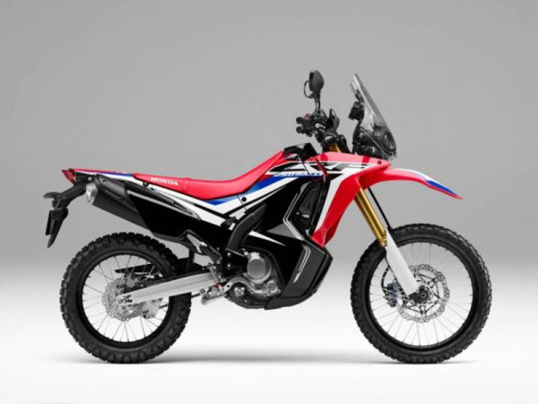Honda CRF 250 Rally 2017