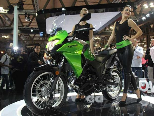 Nova Kawasaki Versys 300