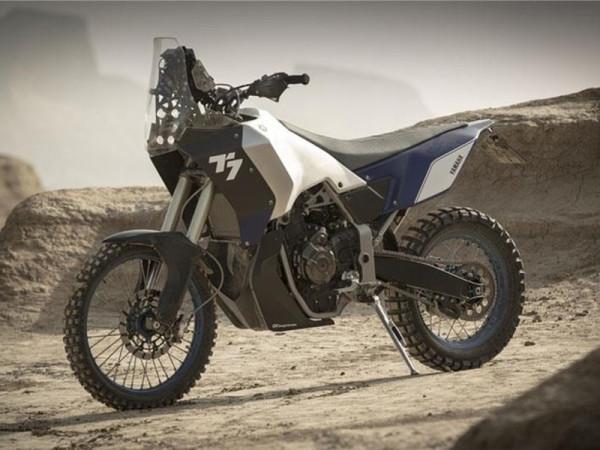 Nova Yamaha T7 Futuro Ténéré