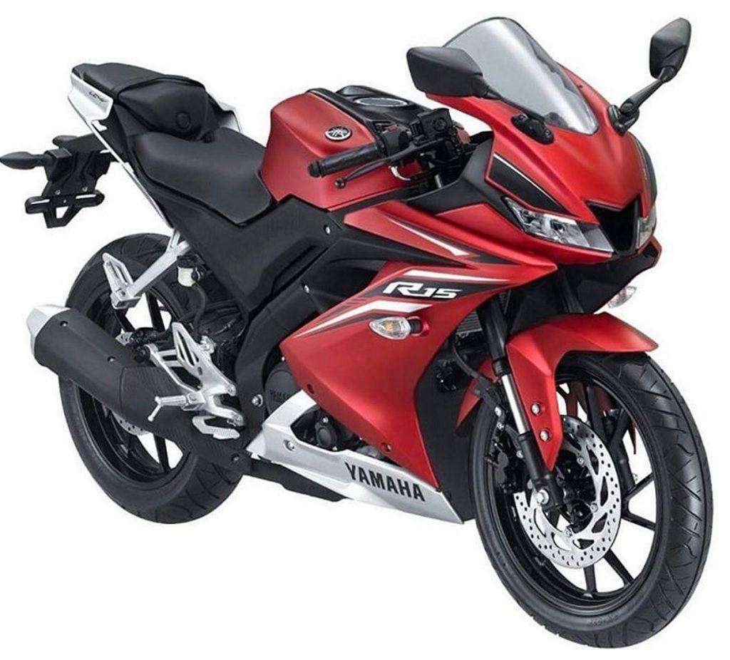 Yamaha YZF-R15 2017 13 | Motorede