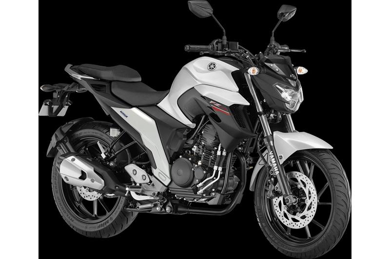 Nova Yamaha Fazer 250 8 Motorede