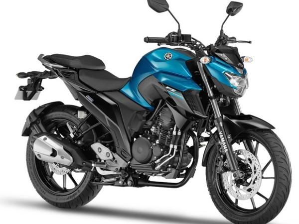 Nova Yamaha FZ25 nova fazer 250?