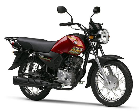Yamaha Crux Rev 110 cc