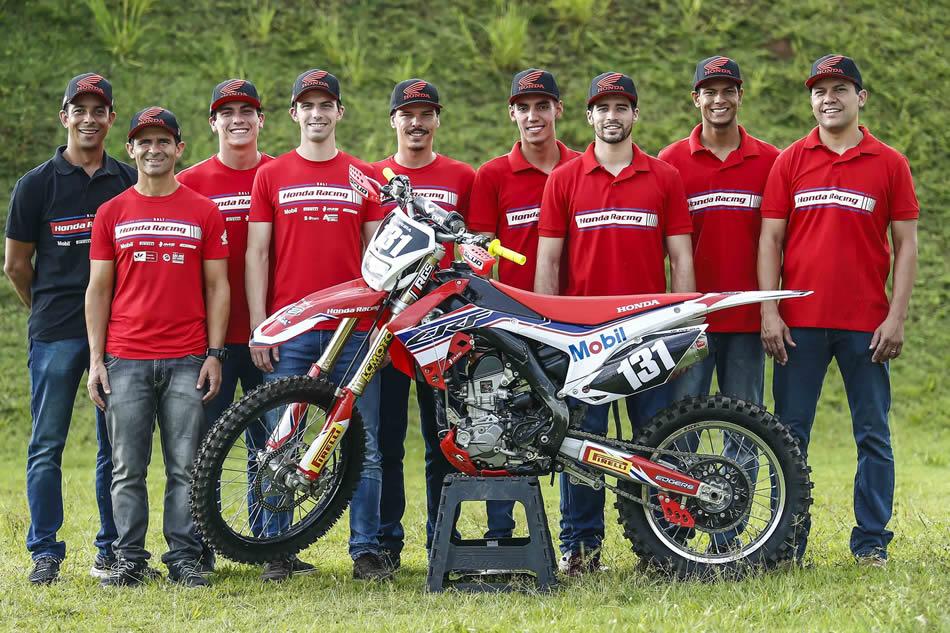 Honda Racing Team Brasil 2017