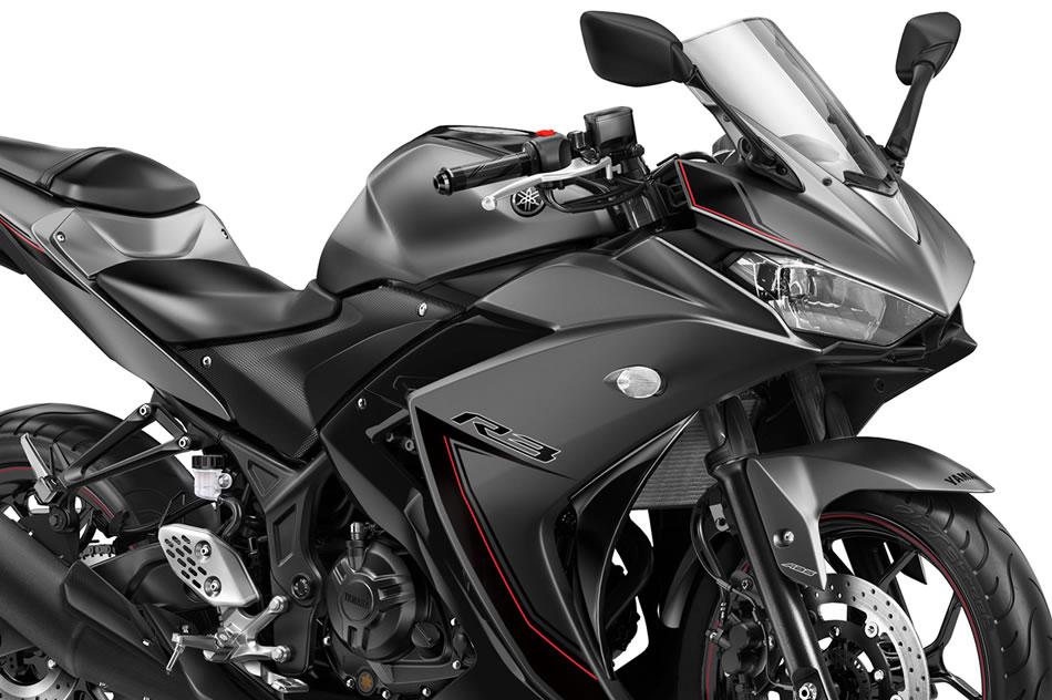 Nova Yamaha R3 2017 05 Farol Motorede