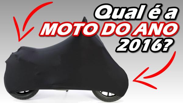 QUAL A MELHOR MOTO DE 2016 - Pesquisa