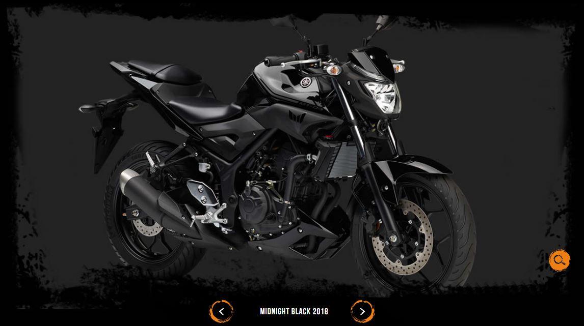 Yamaha MT-03 2018 | Motorede