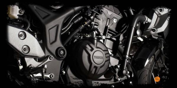 Yamaha MT-03 2018 Motor