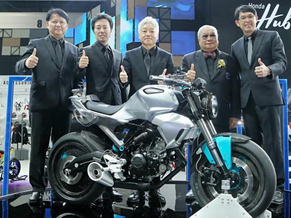 Honda 150SS Racer 7