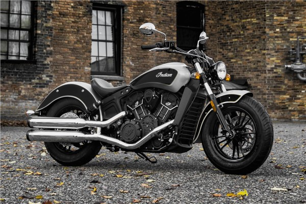 Indian Scout Sixty 2018