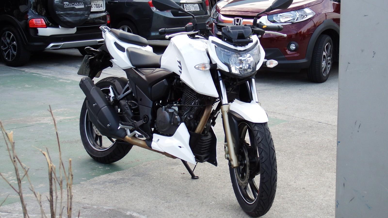 Nova Apache Rtr 200 1 Motorede