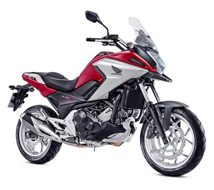 Honda NC 750 X 2018 Brasil