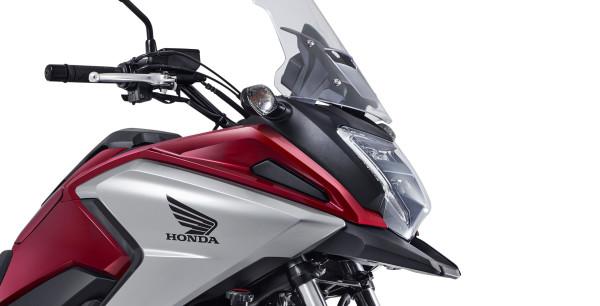 Honda NC 750 X 2018 Para-brisa