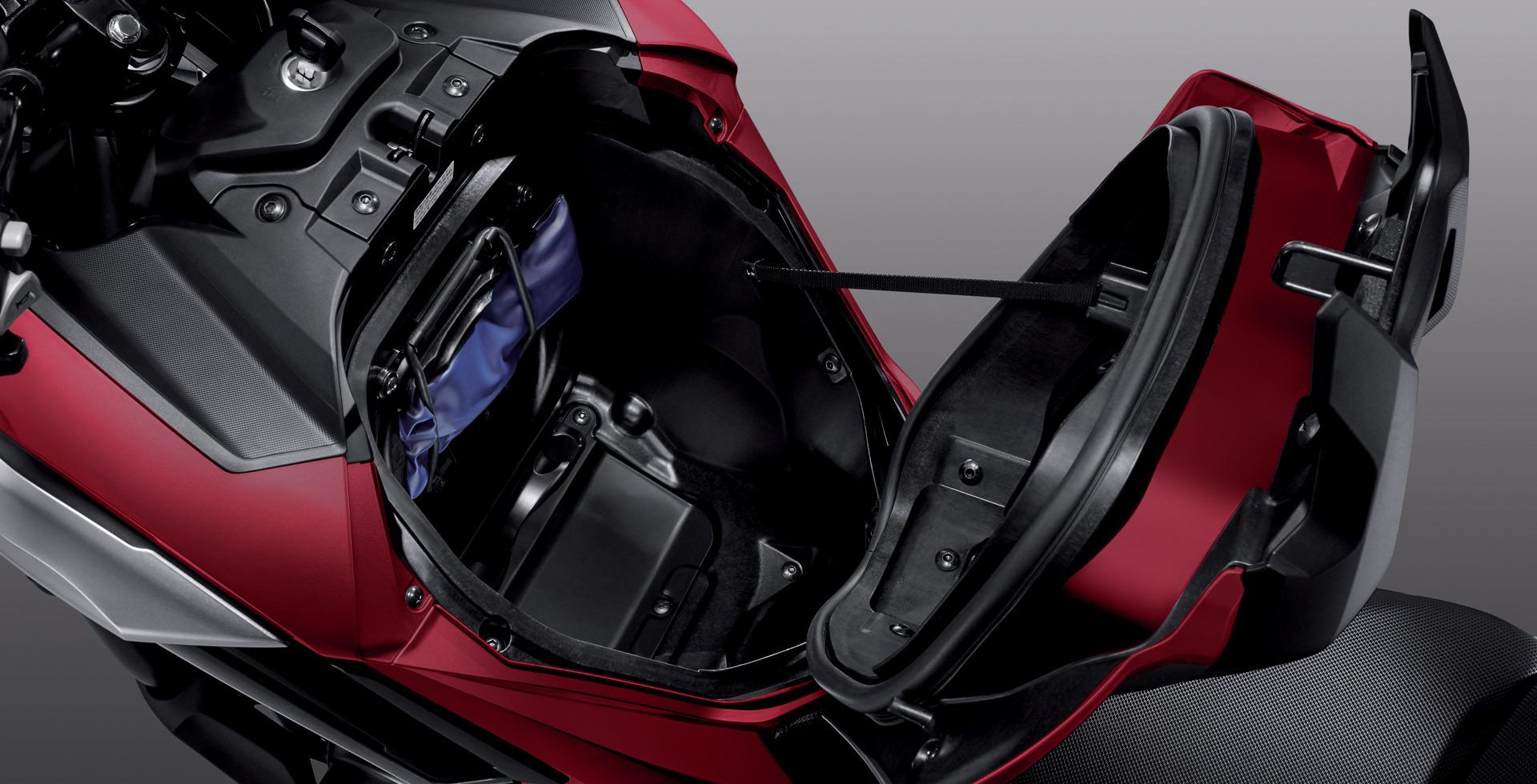 Honda Nc 750 X 2018 Brasil 4 Motorede