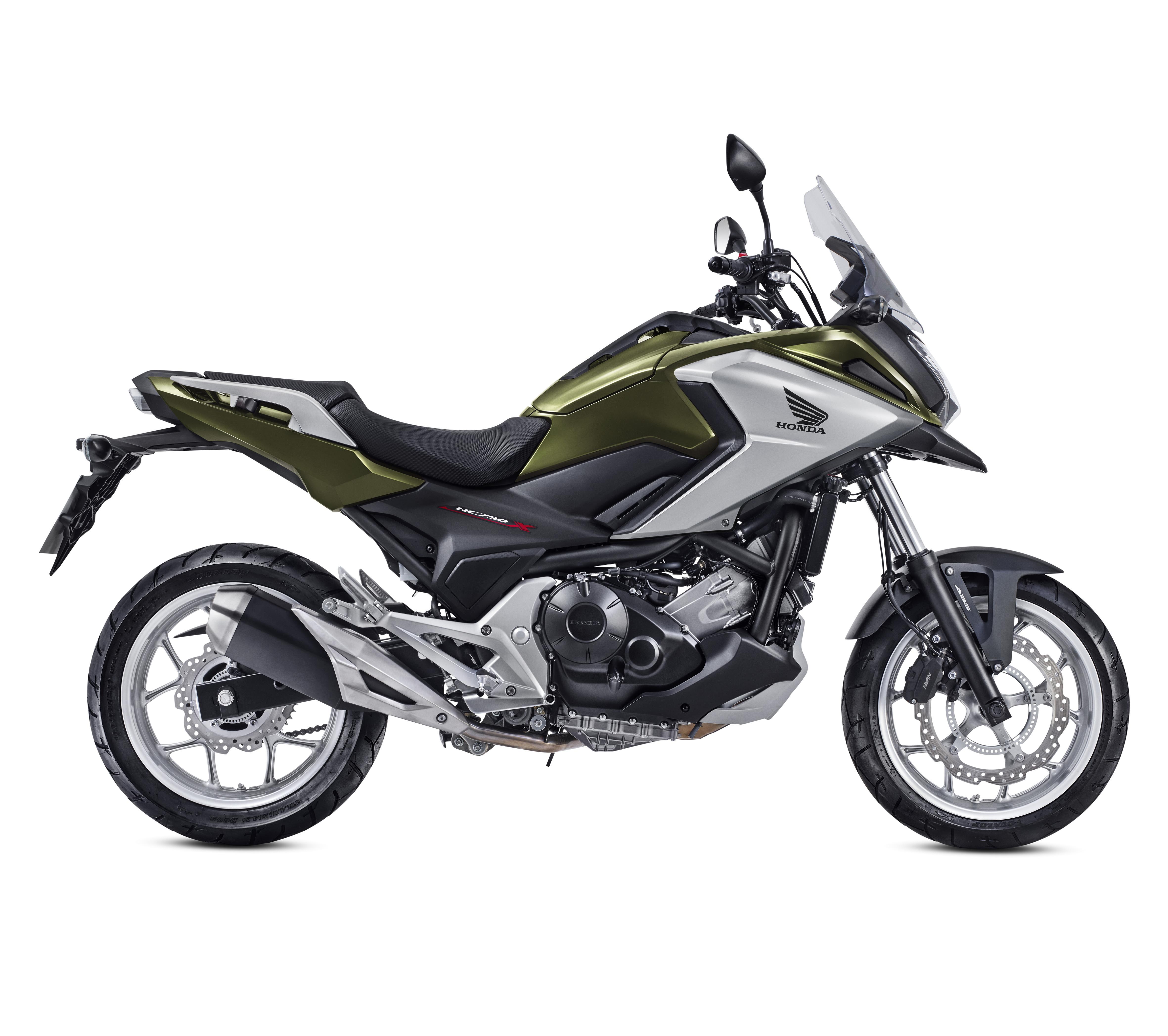 Honda Nc 750 X 2018 Brasil 7 Motorede