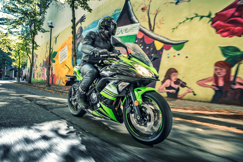 Kawasaki Ninja 650 ABS 2018 é lançada no Brasil   Motorede