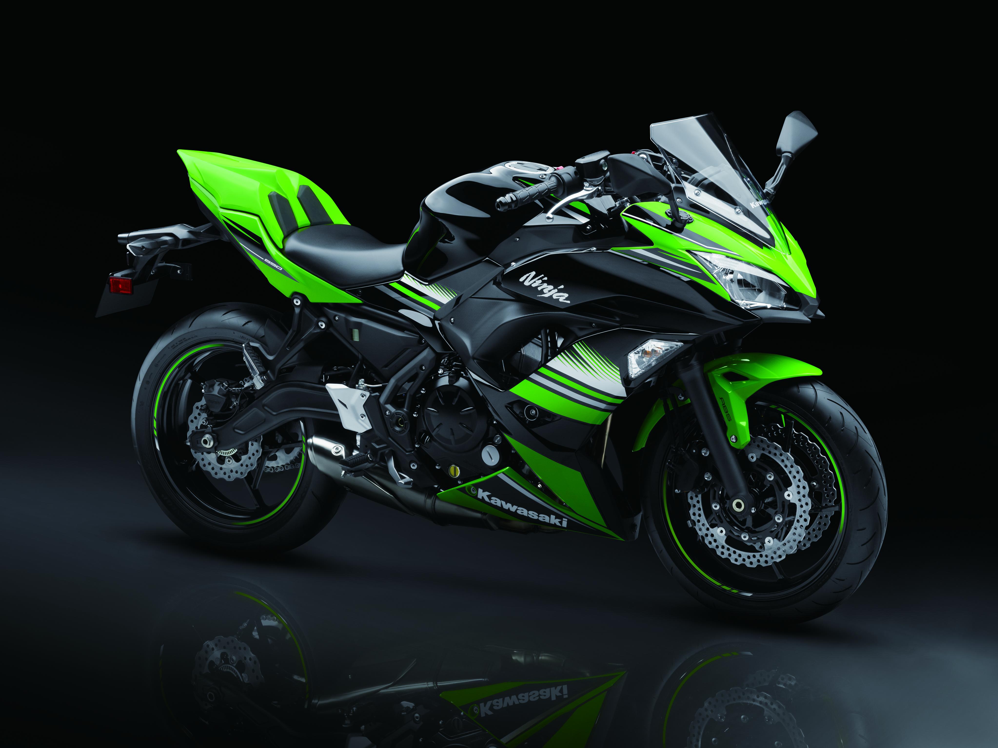 Todo sobre motos: Galería: Kawasaki Ninja 300 ABS