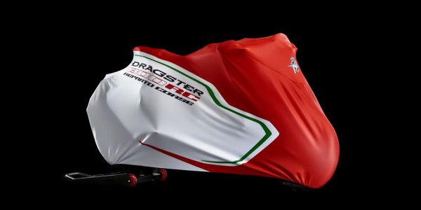 Nova MV Agusta Dragster 800 RC 2017