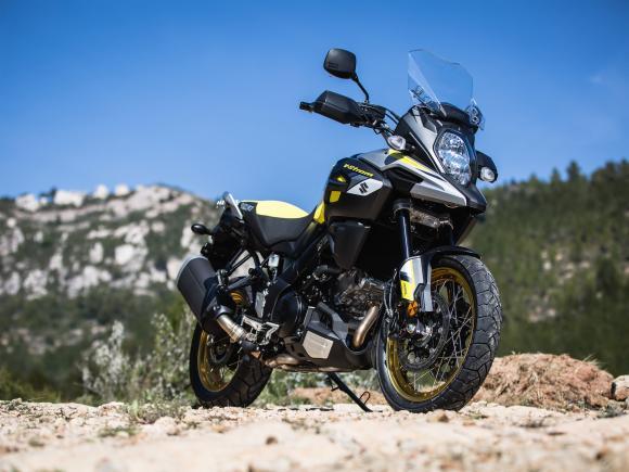 Suzuki V Strom 1000 Xt 2018 8 Motorede