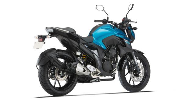 Yamaha FZ25 2017 Video Oficial 10