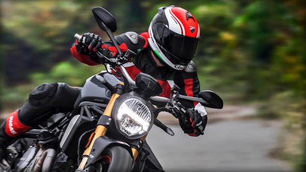 Nova Ducati Monster no Brasil